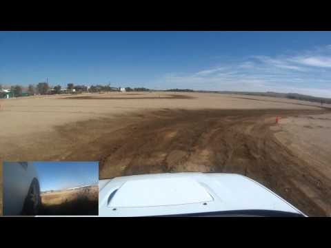 California Rally Series Ridgecrest RallyX February 2014 - Lap1