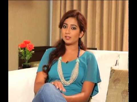 Shreya Ghoshal Interview 2013 - UK & Europe Tour 2013 / Live at the Royal Albert Hall - 6th May 2013