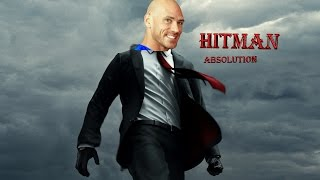 HITMAN ABSOLUTION #1 Первый KILL!!!