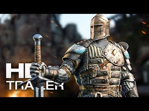 FOR HONOR E3 Trailer German Deutsch (2016)