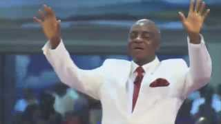 Bishop David Oyedepo-Encounters With The Powers Of The World To Come(1st Service)