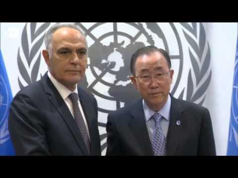 Ban Ki-moon expresa a Marruecos su malestar