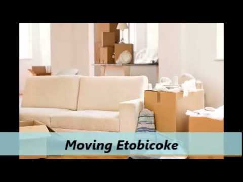Etobicoke Movers: Local Moving Services