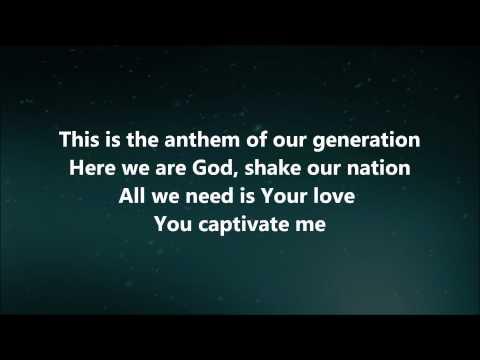 Jesus Culture - The Anthem