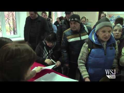 Crimea Votes in Secession Referendum