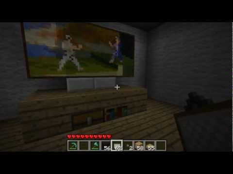 Minecraft Design Interior