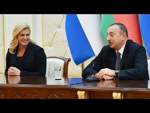 Президент хорватии видео