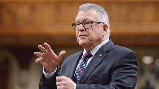 Question Period: Mark Norman trial, pipeline expansion and climate change — October 19, 2018