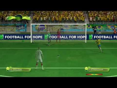 2014 Fifa World Cup - Semi Final Alemania Vs Brasil, la suerte definira al Ganador Gameplay Xbox