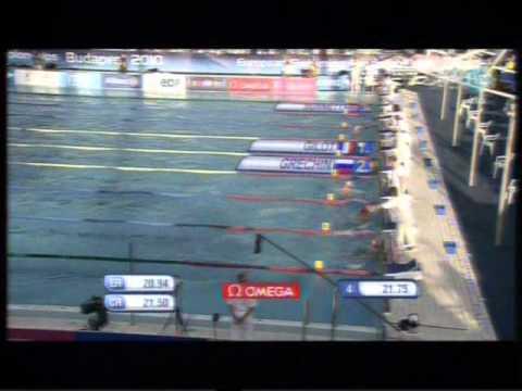 Start list 1st semifinal: 1 - Simon Burnett (GBR) 2 - Ari Pekka Liukkonen (FIN) 3 - Marco Orsi (ITA) 4 - Fabien Gilot (FRA) 5 - Andrey Grechin (RUS) 6 - Serg...