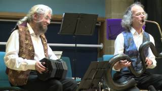 "Dave Townsend & Phil Humpries perform ""Waves of the Danube"""