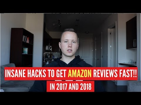 The #1 BEST METHOD To Get Amazon Reviews in Late 2017 and 2018!! (Step-by-Step Tutorial)