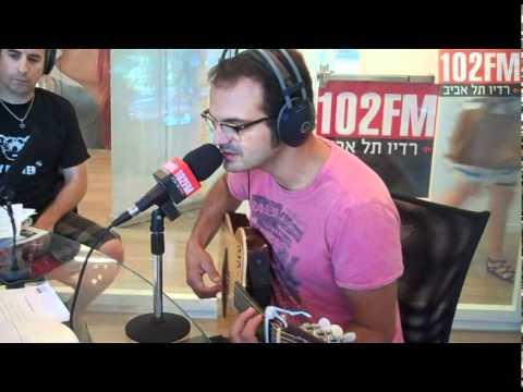 אברהם טל - קול גלגל -  רדיו תל אביב 102FM
