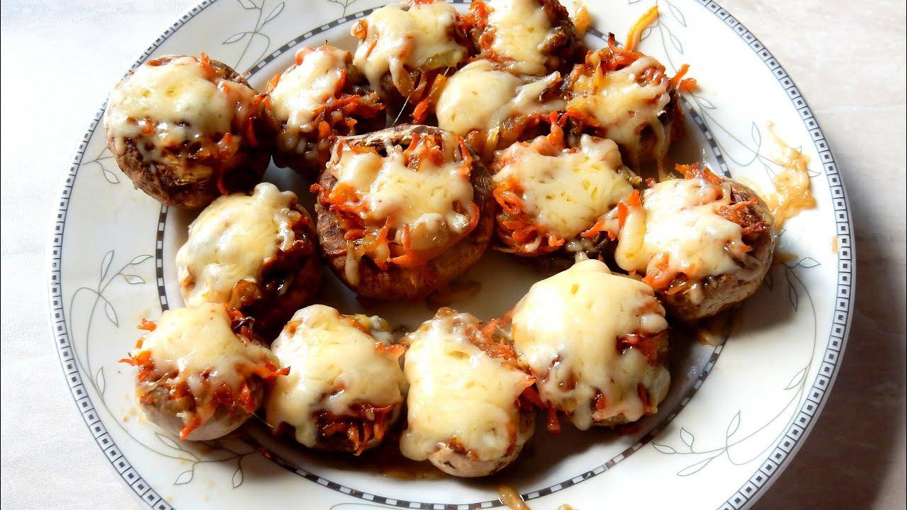 Блюда из шампиньонов 1062 рецепта / Простые рецепты 78