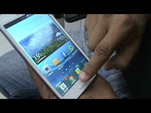 Samsung Galaxy Grand Duos I9082 - Review - Multi janelas dica rápida e interessante - PT-BR
