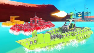 BUILDING WORLDS FASTEST 500MPH SUPER BOATS! (Trailmakers)