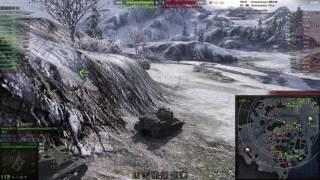 Читы на невидимость (!) и телепортацию (!!!) в World of Tanks.