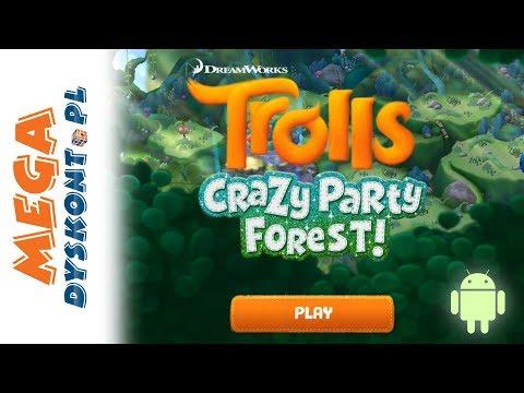 Trolls Crazy Party Forest Gra • Zabawa Z Trolami • Gry Na Telefon