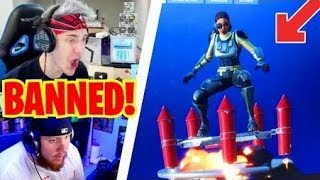 ★NINJA AND TIM GET BANNED FOR REVEALING THIS INFO! Fortnite Funny Fails and WTF Moments Ep.28★