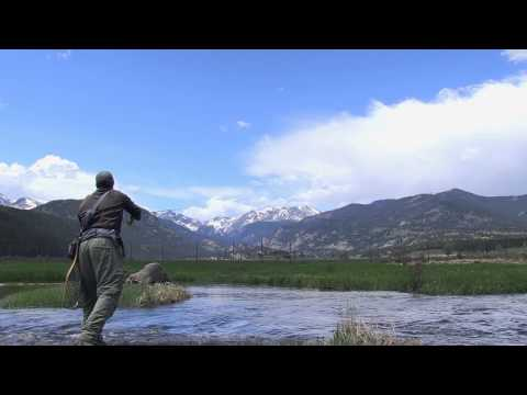 Fly Fishing Rocky Mountain National Park - Movie Trailer 1