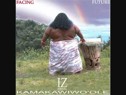 Titelbild des Gesangs Henehene kou 'aka von Israel Kamakawiwo Ole'