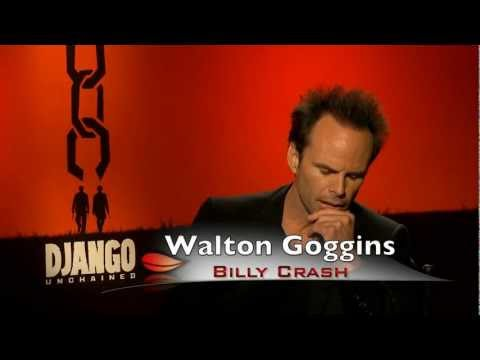 Walton Goggins Django Unchained Interview | BlackTree TV