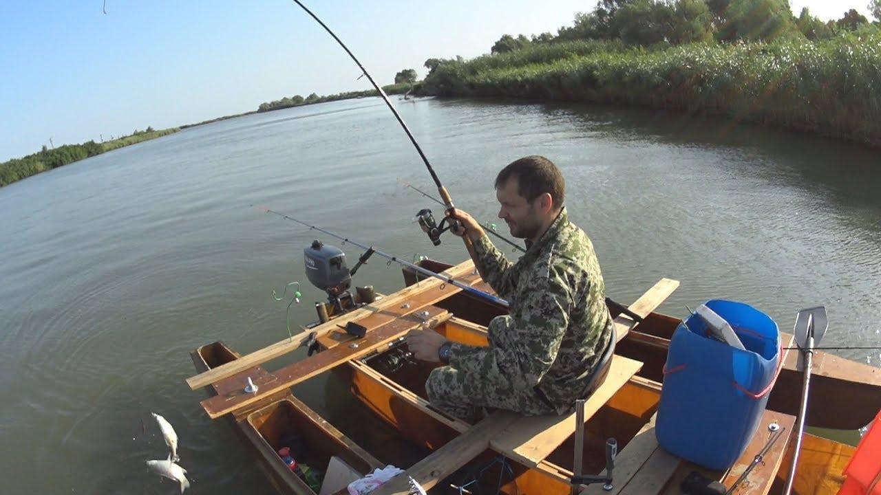 где отдохнуть в краснодарском крае с рыбалкой
