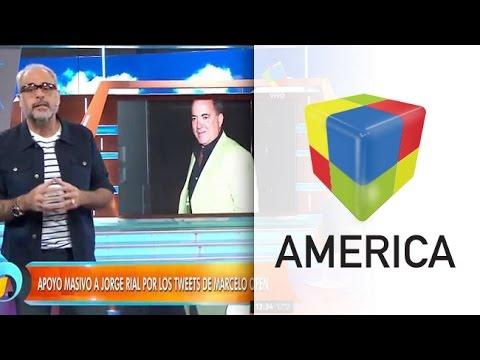 Marcelo Open sobre Jorge Rial: En el 91 lo querellé y se disculpó