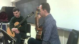 Denis Azabagic teaches Prelude from Lute suite no  4 BWV 1006a by J  S  Bach