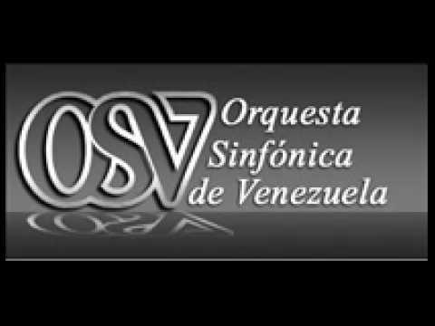 Orquesta Sinfonica de Venezuela - Dama Antañona