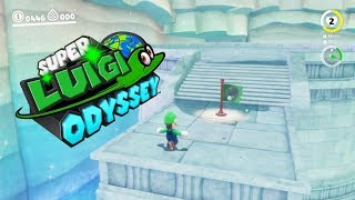 Super Luigi Odyssey Beta 2 - Playable Luigi with voice - mod by Wexos & Atlas