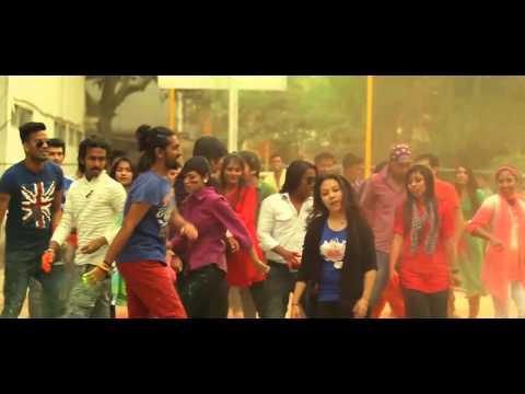 ICC World Twenty20 Bangladesh 2014, Flash Mob - Stamford University Bangladesh