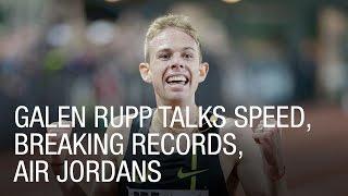 download lagu Galen Rupp Talks Speed, Breaking Record, Jordans gratis