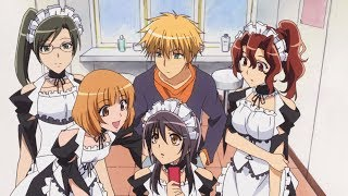Top 10 Harem/Romance Anime With Master-Servant Relationship [HD]