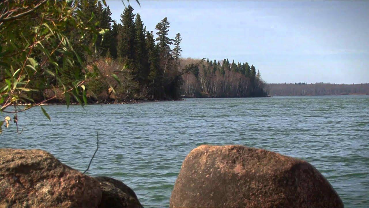 Clear lake manitoba youtube for Lake winnipeg fishing report
