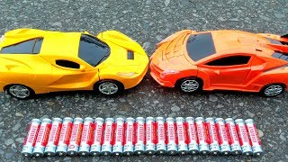 Xe ô tô điều khiển từ xa BIẾN HÌNH siêu đẹp - Yellow Bumblebee Transformer Toys - Car Toys Kid BIBI