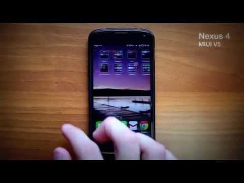 Nexus 4 MIUI V5 Review