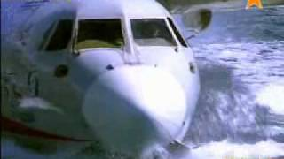 Beriev Be-200 watershow