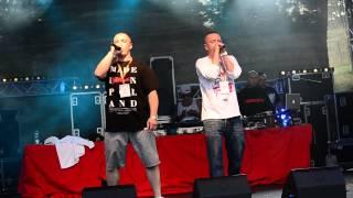 ZBUKU - Do Końca ( Hip Hop Fest Nysa 2014 )