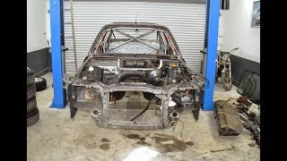 BMW E30 M3 Rebuild and Restoration Project
