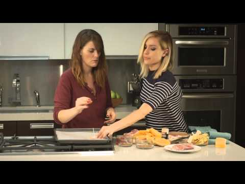 Frisky Eats: Tailgating With Kristin Cavallari (Bacon-Wrapped Butternut Squash)