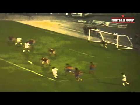 1/16 КОК 1988/1989 Металлист Харьков-Борац 4-0