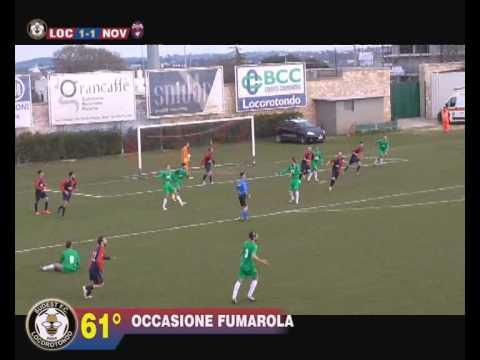 CAMPIONATO ECCELLENZA - UNDICESIMA GIORNATA RITORNO: SUDEST LOCOROTONDO - NOVOLI 2-1