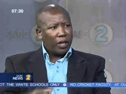 Julius Malema - Morning Live