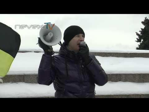 Квачкова освободить, Сердюкова посадить! 23.02.2013