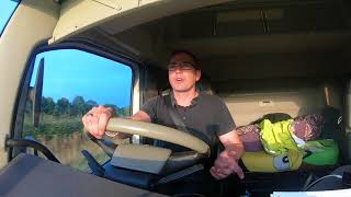 Trucker Jay in the UK:S5E6 crap day!