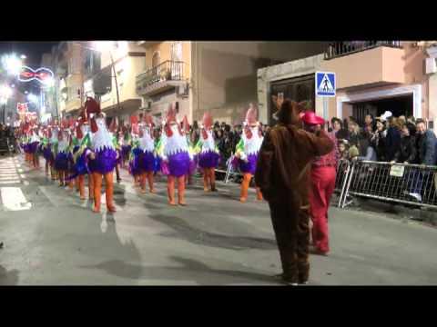 Musica y Cobetes Carnaval 2013 Pollo