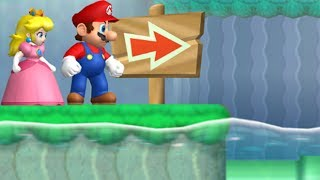 New Super Mario Bros. Wii - 2 Player Co-Op - #10