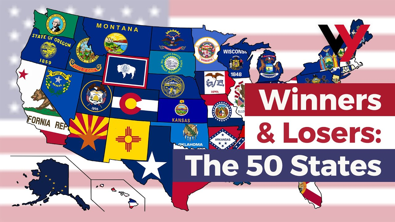 Winners Losers Episode 2 The 50 States Of America