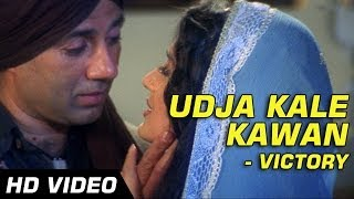 Gadar - Udja Kale Kawa (Victory) - Full Song Video | Sunny Deol - Ameesha Patel - HD